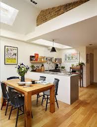 Kitchen And Dining Room · Best 25 Small Open Plan Kitchens Ideas On  Pinterest Kitchen