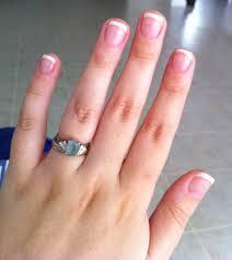 bio sculpture gel manicure at the nail