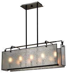 elk lighting 57093 5 lindhurst 5 light chandelier contemporary kitchen island lighting by buildcom