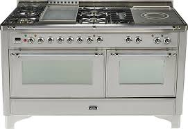 double oven gas range with griddle. Wonderful Double And Double Oven Gas Range With Griddle F