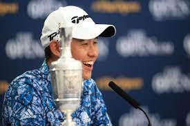 success, Collin Morikawa. Golf ...