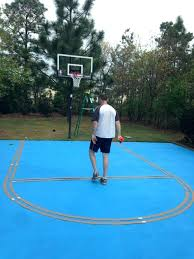 outdoor basketball court painting how to paint a basketball court basketball court exterior basketball court outdoor