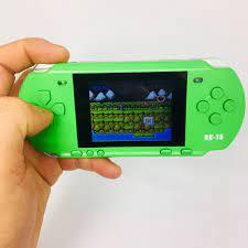 VINETTEAM Máy chơi game cầm tay CoolBaby RS-15 phiên bản thu nhỏ máy chơi  game