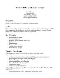 Fast Food Worker Resume Cool Fast Food Resume Skills Ideas Example Resume Ideas alingari 96