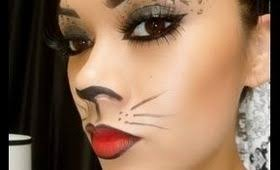 leopard cat makeup tutorial makeup