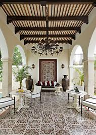 Small Picture Modern Home Interior Design Lawn Garden Spanish House With
