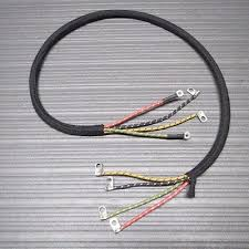 harley 1955 only panhead wiring harness kit usa made fl flh • aud harley 1955 only panhead wiring harness kit usa made fl flh 3