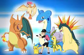 Tổng hợp hình ảnh Pokemon đẹp nhất - Ảnh hoạt hình