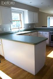 kitchen cabinet refacing our before afters driven by decor