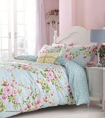 shabby chic duvet covers uk awesome fl duvet cover in double kingsize flowery bed