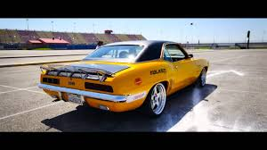 Super Chevy Muscle Car Challenge - 18 classic Muscle Cars vs a new ...