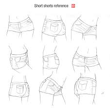 Short Shorts Reference By Randychen On We Heart It