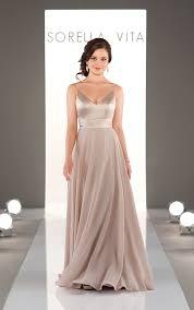 Essense Designs Bridesmaid Dresses Mixed Fabric Bridesmaid Dress Sorella Vita Bridesmaid Dresses