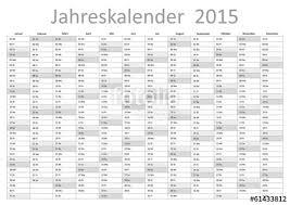 jahrskalender 2015 kalender 2015 jahresplaner jahreskalender wandkalender grau