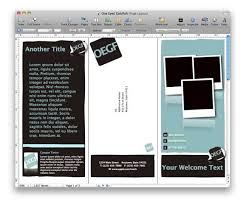 newsletter template for pages flyer templates for mac pages newsletter template brochure ianswer