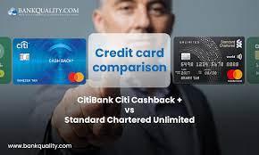 credit card comparison citibank citi