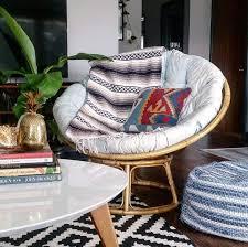 pampasan chair. THE ASH WHITE PAPASAN Pampasan Chair