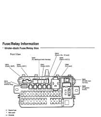 1997 honda civic dx fuse box diagram 1997 wiring diagrams 1995 honda civic fuse box diagram at 2000 Honda Civic Dx Fuse Box Diagram