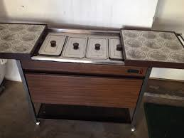 Westpoint electric butler hostess trolley