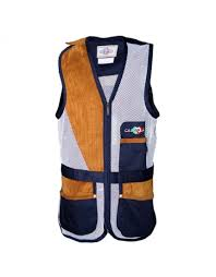 Castellani Shooting Vest Size Chart Castellani Mens London Summer Mesh Shooting Vest
