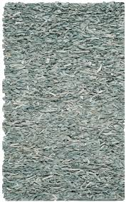 leather lsg511l hand knotted leather rugs