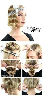 unique 1920s hairstyles updo 1920s curly hairstyles 1920s hairstyles unique styles