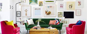 7 tips on how to hang wall art