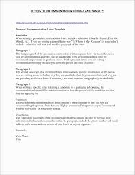 Resume Cover Letter Template Word Unique Proper Format Of A Cover
