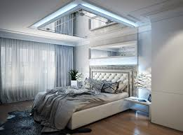 High Tech Bedroom High Tech Style Interior Home Decor Design