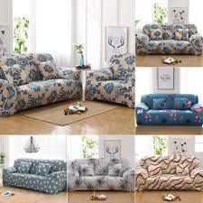 fl print sofa cover stretch chair cover couch slipcover protector 1 4 seater