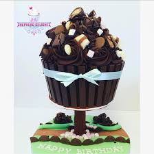 Giant Chocolate Cupcake Giant Cupcake Tree Teenage Adult