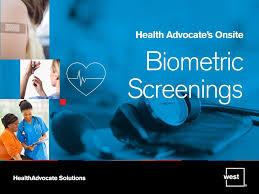 Introducing Biometric Screenings Ppt Download