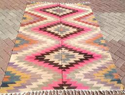 full size of pottery barn isaac kilim rug terracotta solange synthetic rugs for smart getting