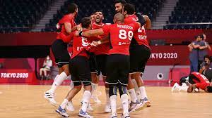 كرة اليد: مصر تهزم ألمانيا وتصبح أول منتخب عربي يبلغ نصف النهائي في دورة  طوكيو
