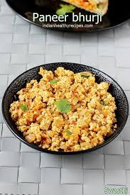 i make paneer bhurji in numerous ways here i have shared the simplest way that can be made just under 15 mins if you have the paneer ready