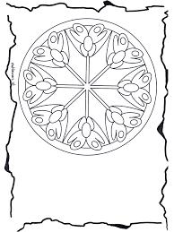 Mandala Fiori 3 Mandala Fiori