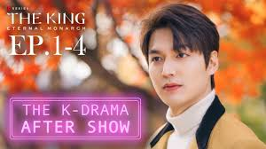The King: Eternal Monarch EP. 1-4 [Kdrama Aftershow] - YouTube