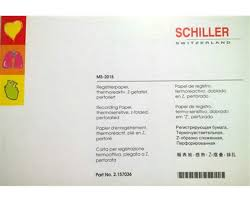Order Of Draw Phlebotomy Chart 2015 Schiller 2 157036c Thermosensitive Chart Paper For Ms 2015 Z Folded