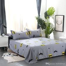 batman duvet cover cartoon batman duvet cover grey bedding set kids bedding single double queen king