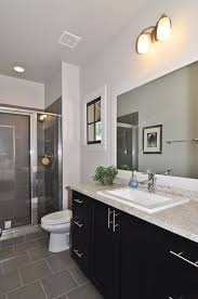 modern master bathrooms. 6 Tags Modern Master Bathroom With European Cabinets, Wall Sconce, Trinsic Single Hole Faucet Bathrooms