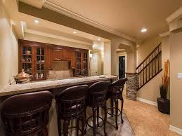 Collection Of solutions Cool Basement Bar Ideas Excellent Full Size