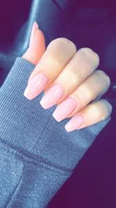 Nail Art: Acrylic Nails Pink And White Youtube Video Do Look ...