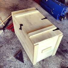 magnificient diy wooden box with hinged lid how to build a wooden box with hinged lid flawless diy wooden box