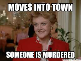 "Angela Lansbury's Victorian in ""Murder, She Wrote"" - Hooked on Houses via Relatably.com"