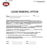 Apartment Lease Renewal Letter Sample - Kleo.beachfix.co
