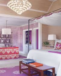 Light Coral Walls Interiors Grey Bedroom With Purple Accent Wall With Master Knick