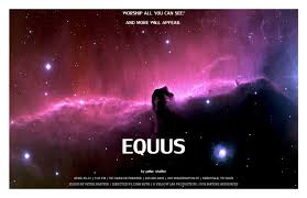 best equus images beautiful things romeo and rejected equus poster love it though
