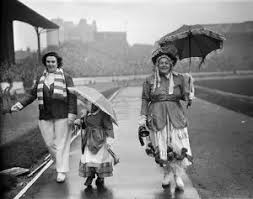 Image result for female chelsea supporter 1960s