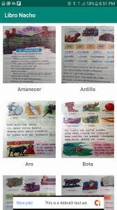 Descargar el libro nacho dominicano gratis es uno de los libros de ccc revisados aquí. Libro Nacho For Android Apk Download