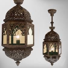 moroccan chandelier pavillon